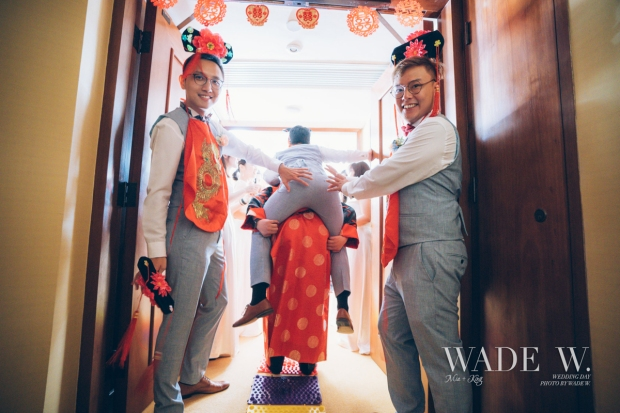 Photo by Wade W big day wedding day top 10 光影 婚禮 攝影 photojournalism conrad Island shangrila -50