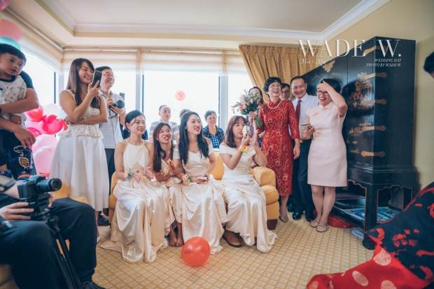 Photo by Wade W big day wedding day top 10 光影 婚禮 攝影 photojournalism conrad Island shangrila -57