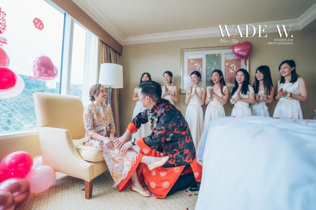 Photo by Wade W big day wedding day top 10 光影 婚禮 攝影 photojournalism conrad Island shangrila -60