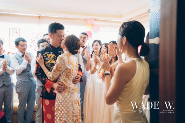 Photo by Wade W big day wedding day top 10 光影 婚禮 攝影 photojournalism conrad Island shangrila -64