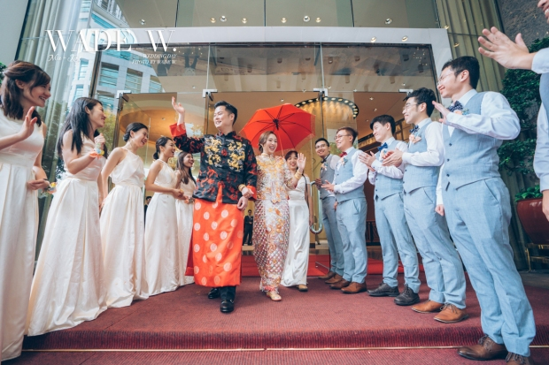 Photo by Wade W big day wedding day top 10 光影 婚禮 攝影 photojournalism conrad Island shangrila -71