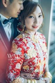 婚禮 光影 wedding day big day Kerry hotel four seasons hotel icon 婚展 oveseas pre-wedding-58