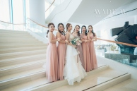 婚禮 光影 wedding day big day Kerry hotel four seasons hotel icon 婚展 oveseas pre-wedding-60