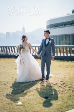 婚禮 光影 wedding day big day Kerry hotel four seasons hotel icon 婚展 oveseas pre-wedding-78