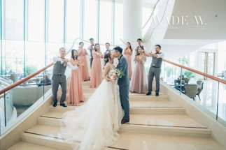 婚禮 光影 wedding day big day Kerry hotel four seasons hotel icon 婚展 oveseas pre-wedding-85