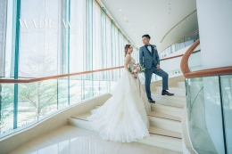 婚禮 光影 wedding day big day Kerry hotel four seasons hotel icon 婚展 oveseas pre-wedding-87