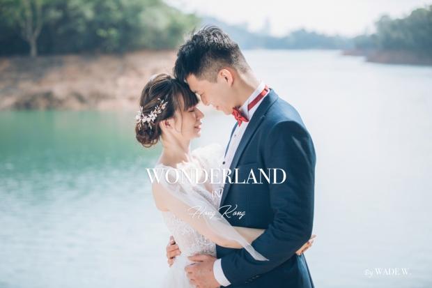 大帽山 城門 香港 pre-wedding post wedding film日系-·01