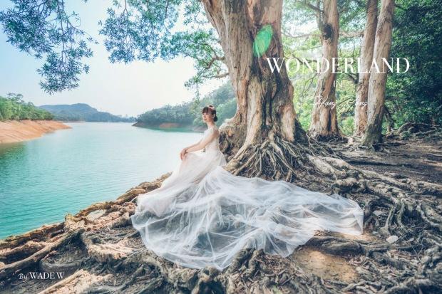 大帽山 城門 香港 pre-wedding post wedding film日系-·03