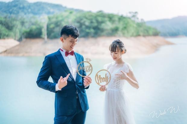 大帽山 城門 香港 pre-wedding post wedding film日系-·04
