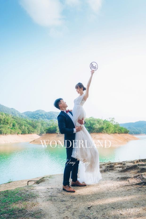 大帽山 城門 香港 pre-wedding post wedding film日系-·05