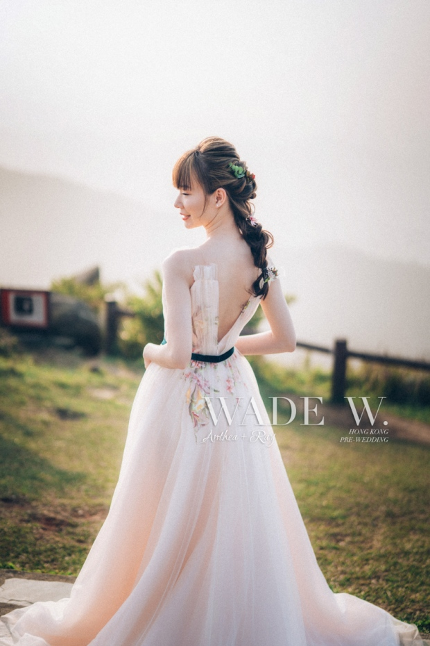 大帽山 城門 香港 pre-wedding post wedding film日系-·08