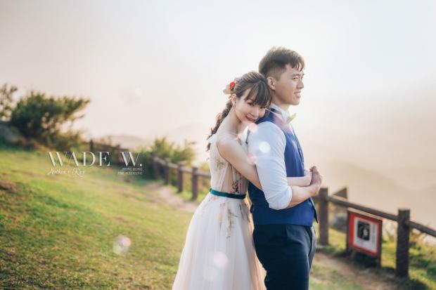 大帽山 城門 香港 pre-wedding post wedding film日系-·12