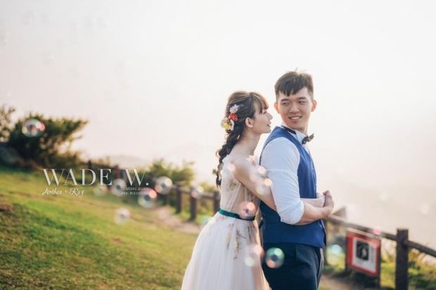 大帽山 城門 香港 pre-wedding post wedding film日系-·13