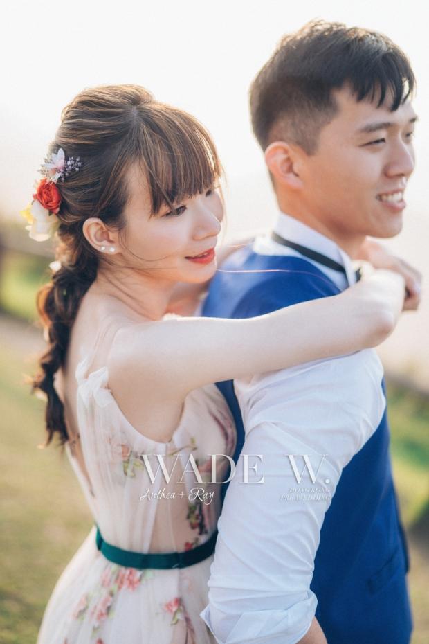 大帽山 城門 香港 pre-wedding post wedding film日系-·14