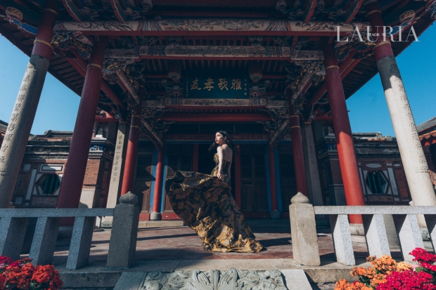 10 2048 pre-wedding fashion portrait 婚紗 香港 雜誌 vintage 復古