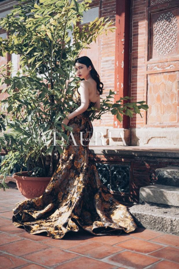 14 2048 pre-wedding fashion portrait 婚紗 香港 雜誌 vintage 復古