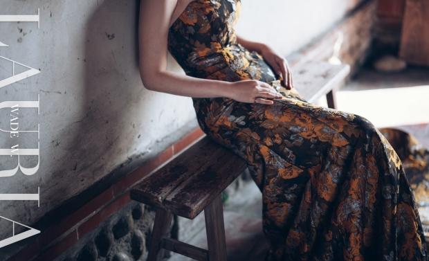 8 2048 pre-wedding fashion portrait 婚紗 香港 雜誌 vintage 復古